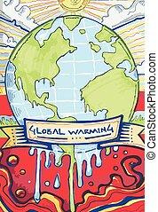 Global warming c
