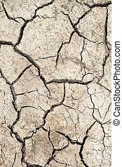 Global warming, Drought.