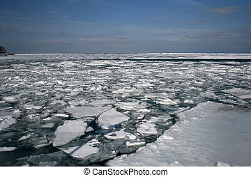 Global Warming - Ice Melting