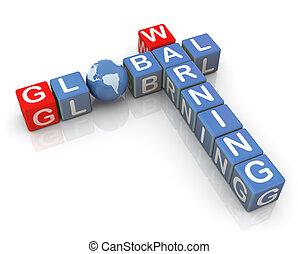 Global warning crossword