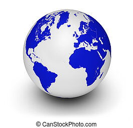 Global World Business Concept