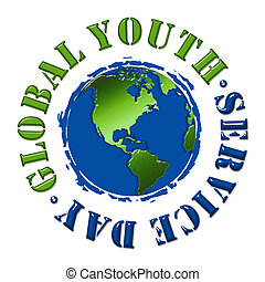 Global Youth Service Day, March 1, 2014
