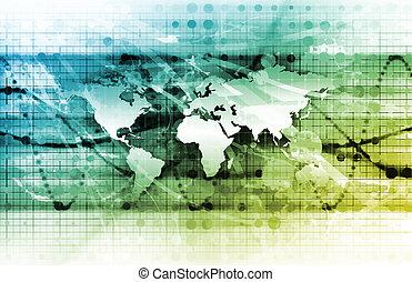 globale, amministrazione