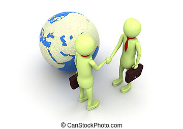 globale, associazione
