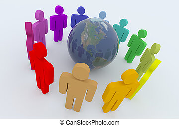 globale, cooperazione
