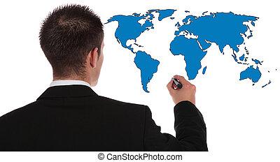 globale markt, uitbreiding