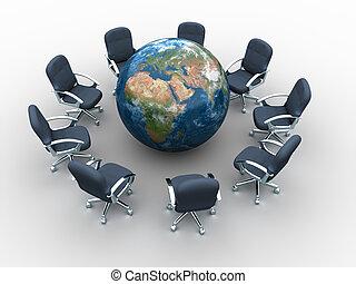 globale, riunione