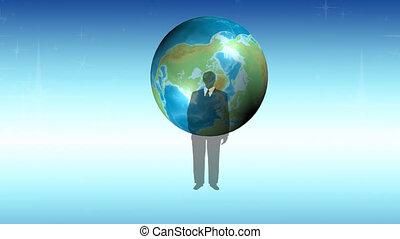 globales geschäft, mannschaft