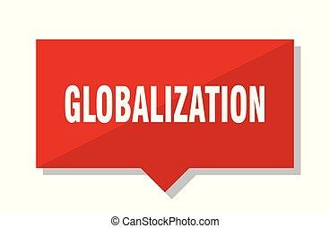 globalization, タグ, 赤