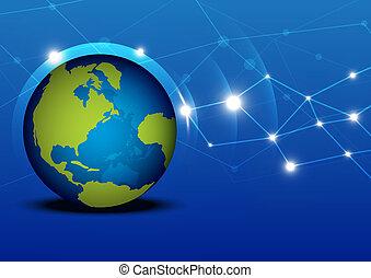 globalization, ネットワーク