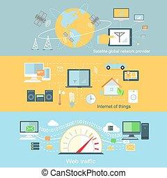 globalization, 概念, インターネット