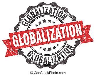 globalization, stamp., 印。, シール