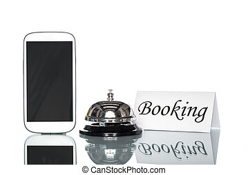 globalization website booking lodging by cell phone - cell...