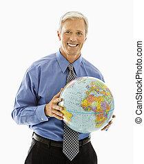 globe., 保有物, 人