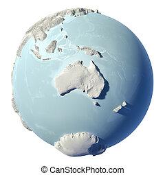 Globe 3D