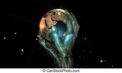 Globe Animation