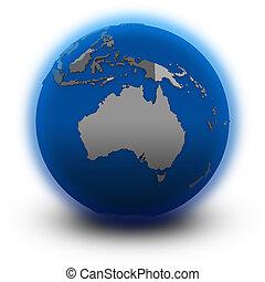 globe, australie, politique