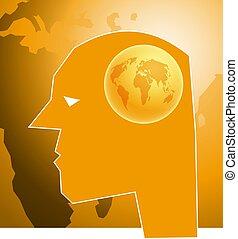 Globe Brain