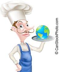Globe Chef