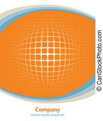 globe, digitale , design.
