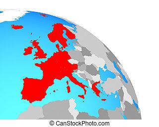 globe europe, occidental