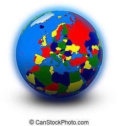 globe europe, politique