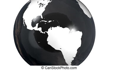 Globe explosion  - Globe explosion