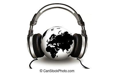 globe, het luisteren
