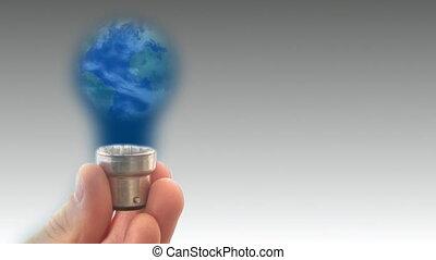 Globe Light bulb 2