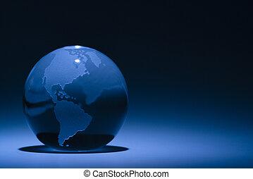 globe, nature morte