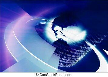 globe, news, atmosphere,