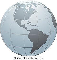 Globe SN America