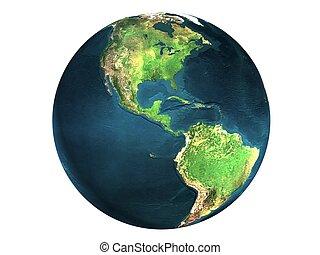 globe - 3d Earth globe