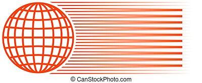 globe template