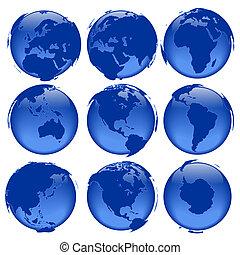 Globe views #5