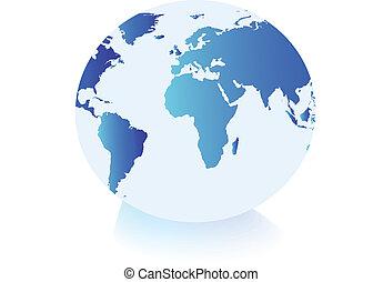 globe, wereld