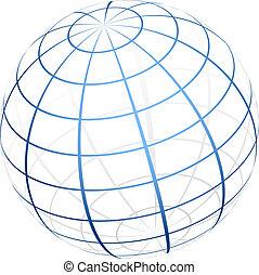 globo, ícone
