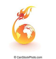 globo fuoco