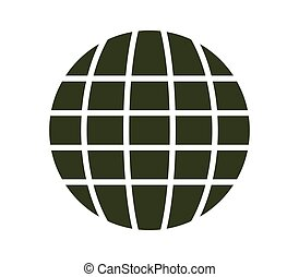 globo, icono