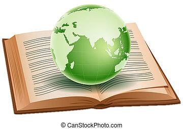 globo, livro