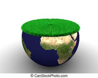 globo, mondo