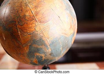 globo mundial, antigas