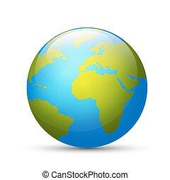 globo terra