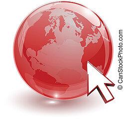 globus, 水晶球, 玻璃