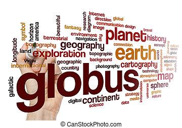 globus, 词汇, 云