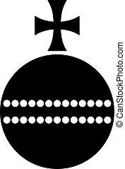 globus, cruciger