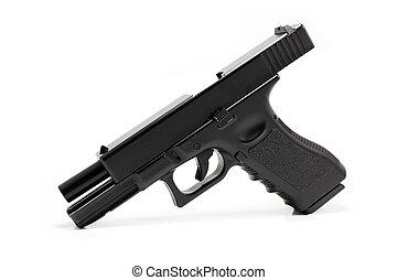 Glock 17 Automatic Spec Ops gun