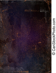 Gloomy vintage texture ideal for retro backgrounds. In dark colo