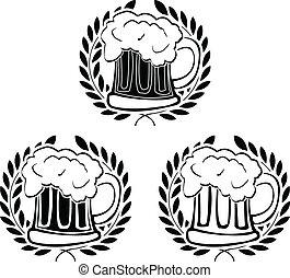 glorie, bier