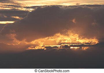 Glory of Sunrise